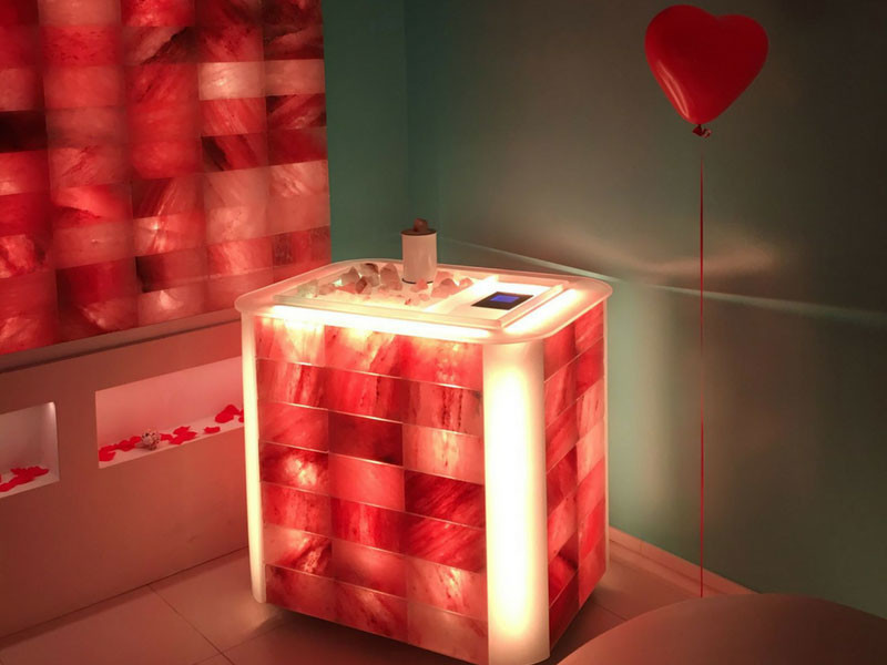 Himalayan Cube Create A Salt Room In A Very Simple Way