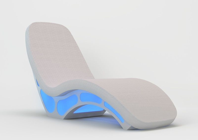 buy naples chaise lounge color